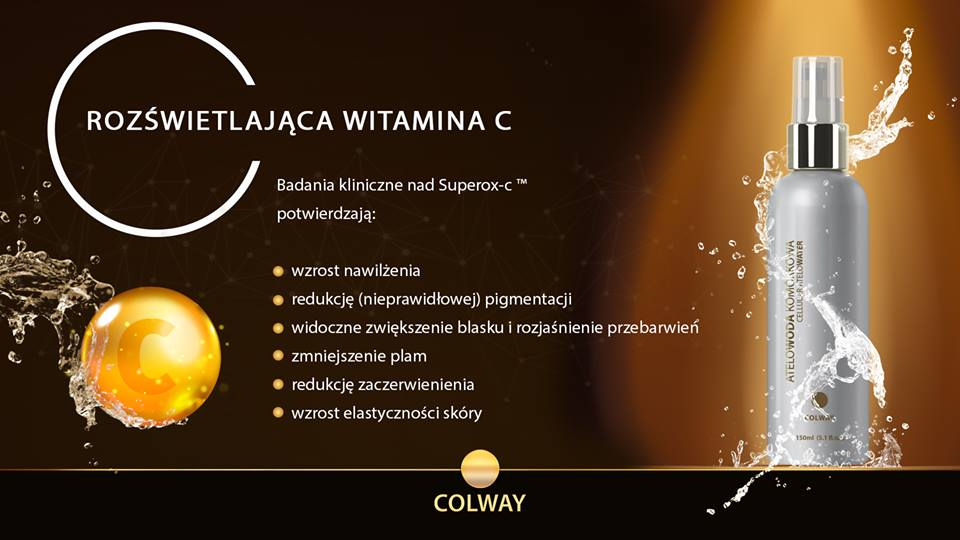 Atelowoda Komórkowa Colway Atelokolagen