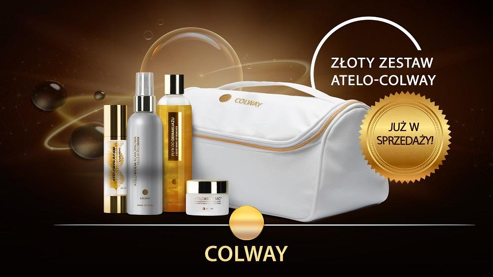 Zestaw Atelo Colway Atelokolagen