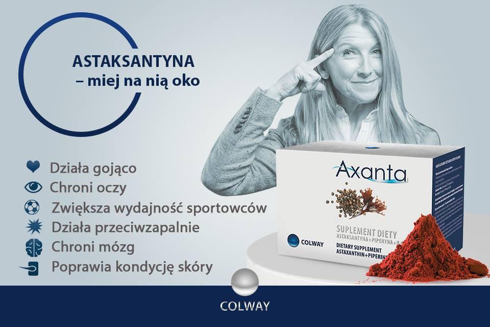 Colway Axanta Astaksantyna Piperyna