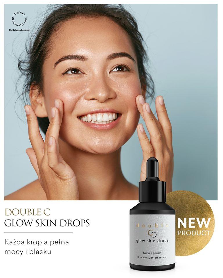 Double C Glow Skin Drops - Rozświetlające Krople do Skóry