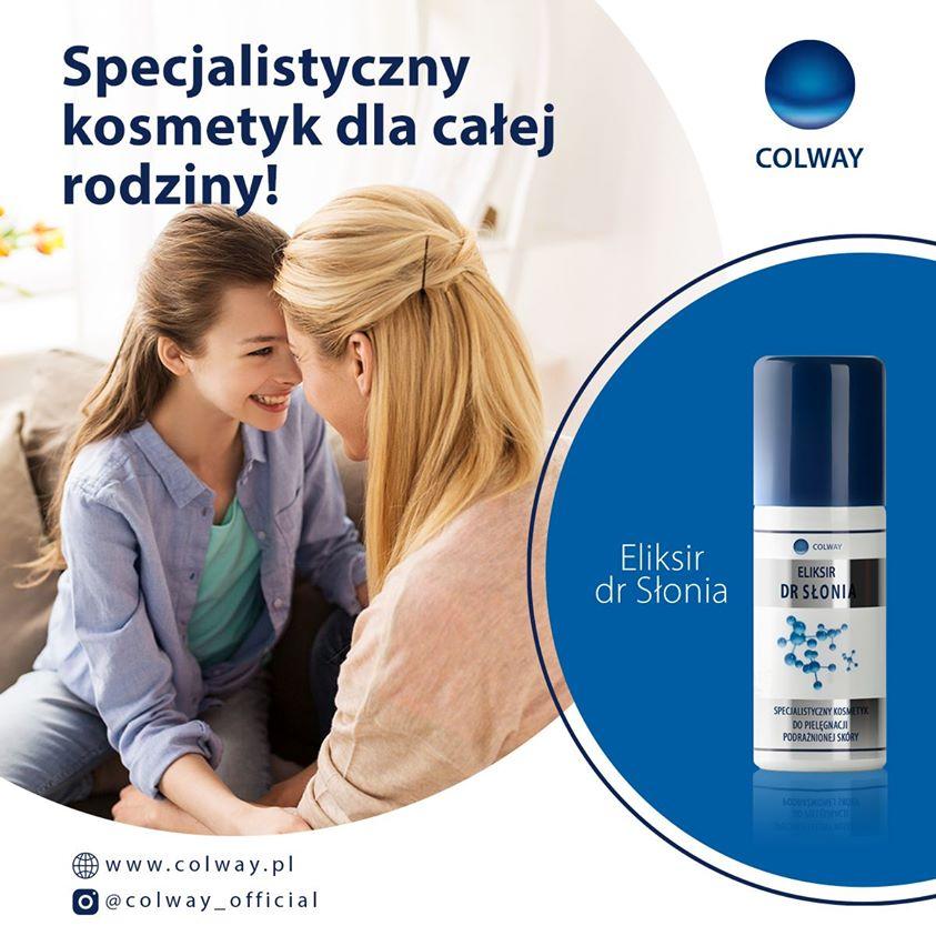 Eliksir dr Słonia COLWAY Nanosrebro