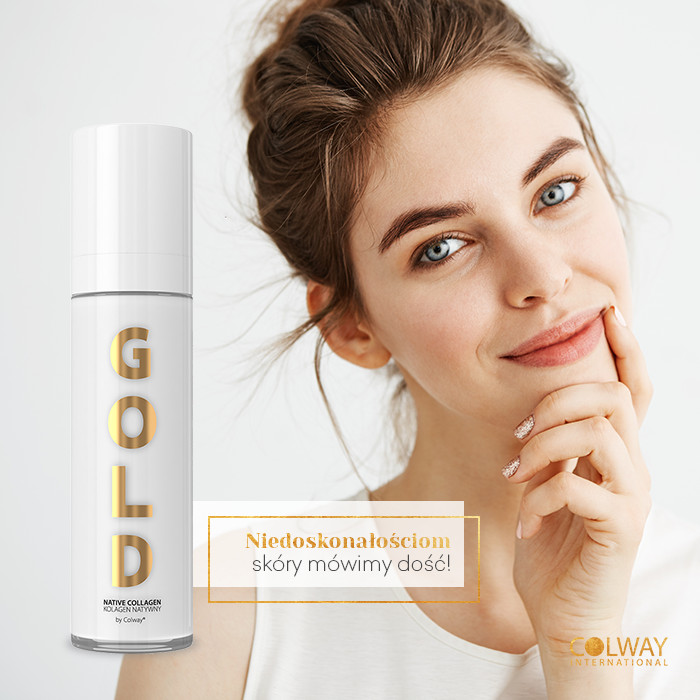 Colway International Kolagen Natywny GOLD