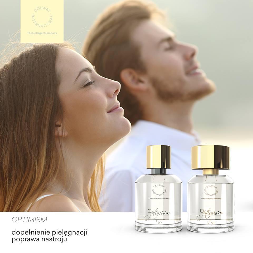 Optimism She - Woda Perfumowana Damska Colway