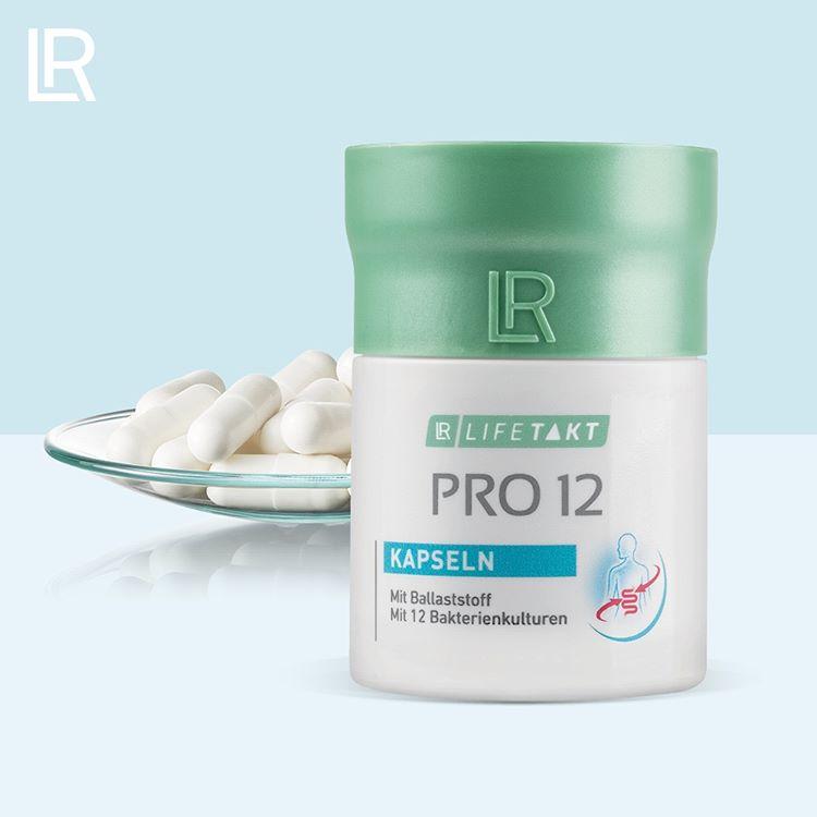 LR LIFETAKT Pro 12 Probiotyk