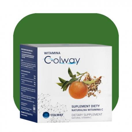 Witamina C C-OLWAY - Naturalna Odporność