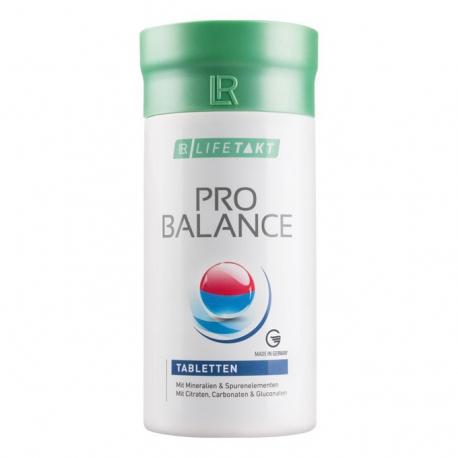 LR LIFETAKT Pro Balance - minerały i pierwiastki śladowe