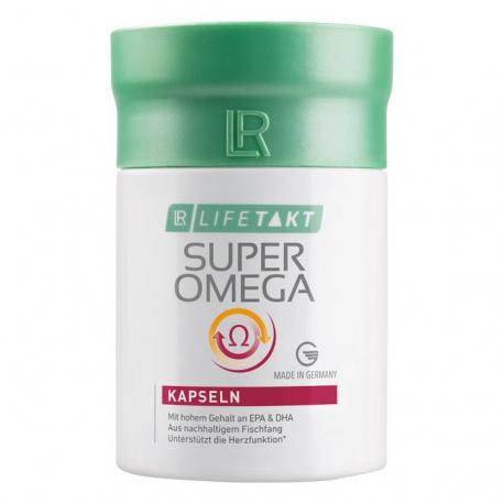 LR LIFETAKT Super Omega kwasy omega-3