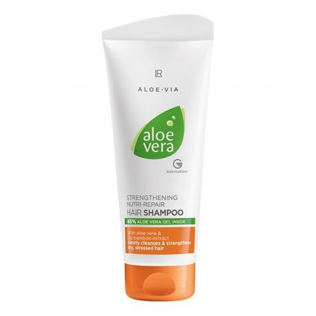 LR Beauty Aloe Via Vera Nutri-Repair Szampon do Włosów Aloes
