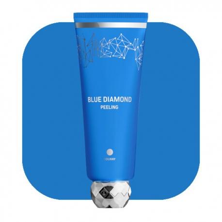 Peeling Diamentowy Colway Blue Diamond