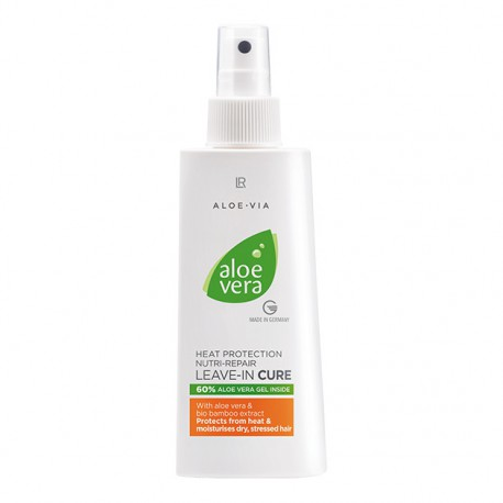 LR Beauty Aloe Via Vera Nutri-Repair Odżywka do Włosóww Sprayu bez Spłukiwania Aloes