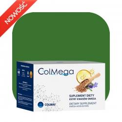 ColMega Colway Estry Kwasów Omega 3-6-9 Kwasy tłuszczowe