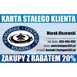 Karta Rabatowa 20%