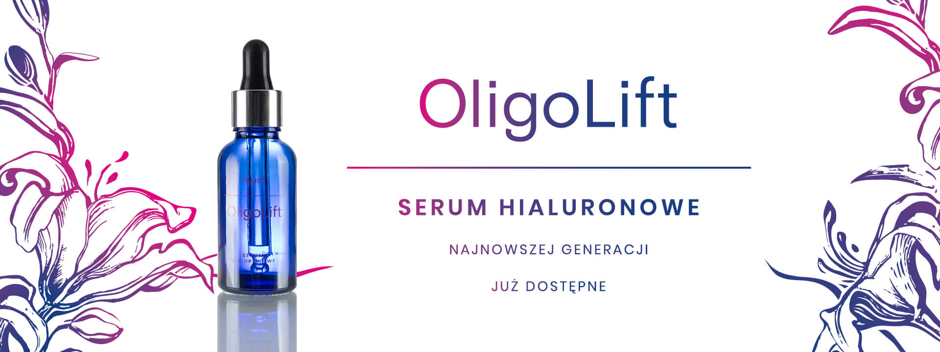 Hyase OligoLift Serum Hialuronowe Kwas Hialuronowy